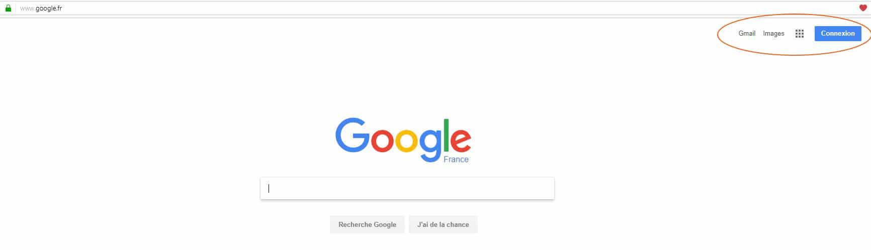 comment creer un compte google