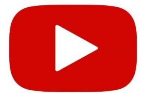 un logo représentant YouTube