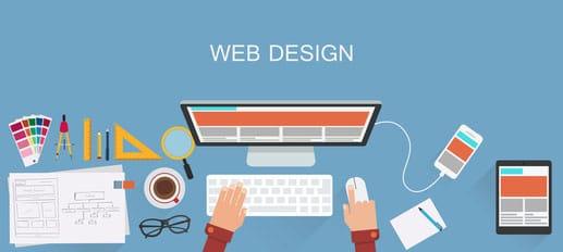 infographie et webdesign du site