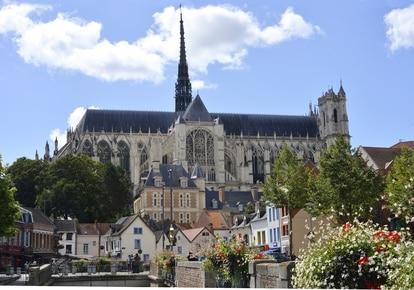 Création de site e commerce sur amiens en picardie (cathédrale)
