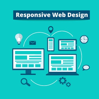 site responsive web design parisien