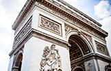 arc de triomphe a paris