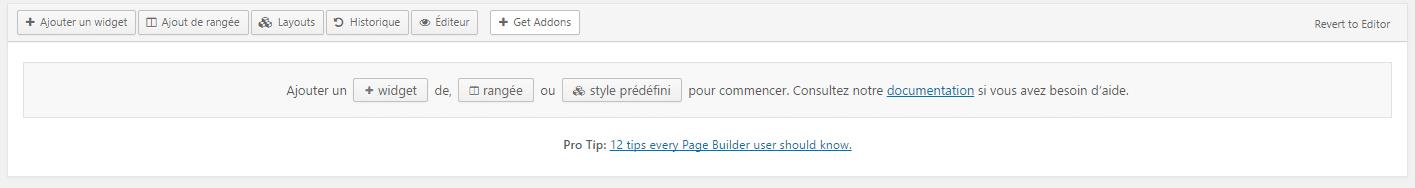 description builder