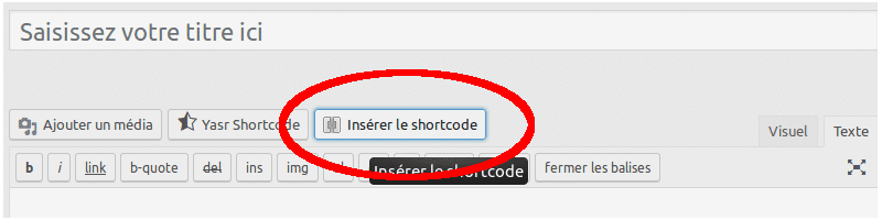 exemple shortcode ultimate
